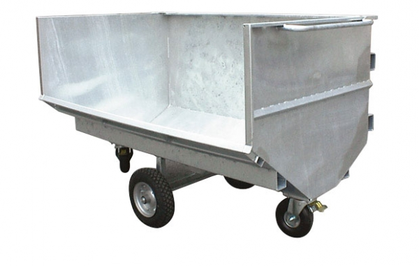 Mistcontainer 2650 Liter